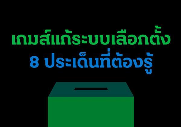electoral system amendment