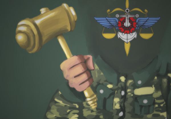 military court