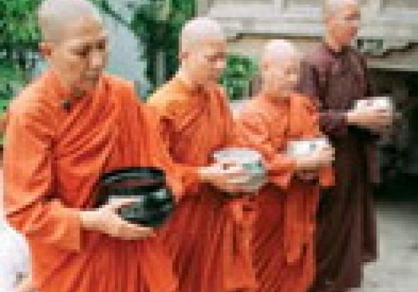 Buddhistnun