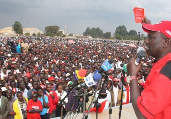 Kenya Referendum