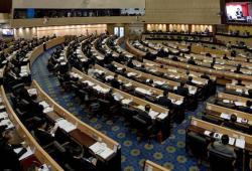 organic law on the selection of Senators