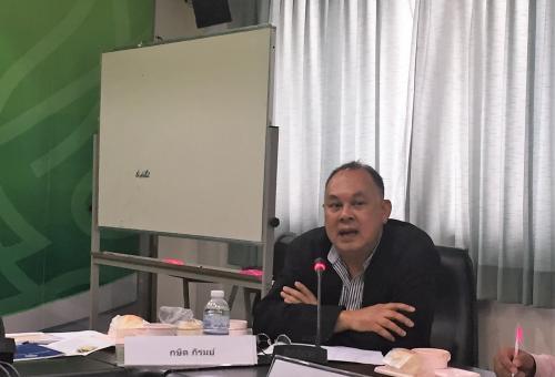 Kasit Piromya on Decentralization